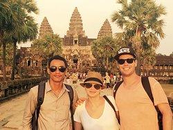 Angkor Wat Tours Driver