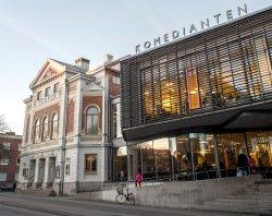 Kulturhuset Komedianten