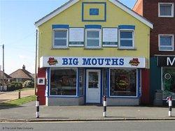 Big Mouths Burger Bar
