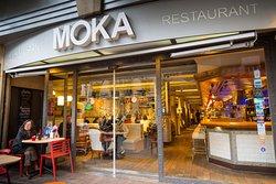 Moka Restaurant Cafeteria