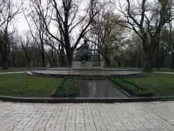 Taras Shevchenko Monument in Dytynets