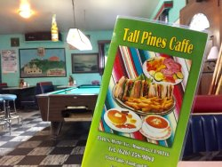 Tall Pines Coffee Shop