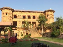 Picturesque Tijara Fort - by Neemrana Hotels
