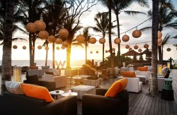 WOOBAR di W Retreat & Spa Bali