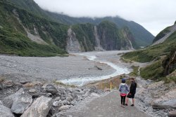Fox Glacier Te Moeka o Tuawe Valley Walk
