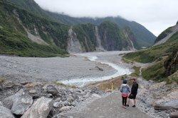 Fox Glacier Te Moeka o Tuawe Valley Walk
