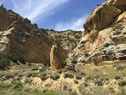Sheep Creek Geological Loop