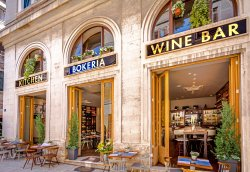 Bokeria Kitchen & Wine Bar