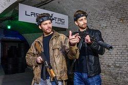Laser Tag Poznan