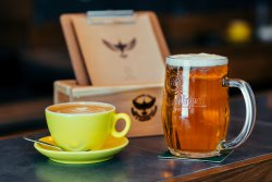 Starling independent beer & coffee house