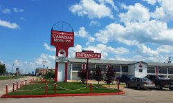 Canadian Motor Inn