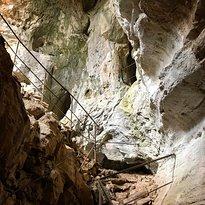 Grotte d'Orjobet
