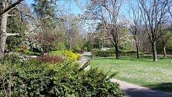 Parc des Carrières Bacquin