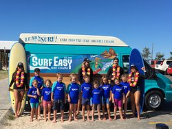 Surf Easy Surf School