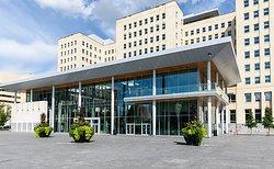 Edmonton Federal Building Visitor Centre