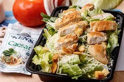 Elevation Burger Caesar Salad