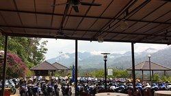 Breathtaking view, fresh mountain air, extraordinary hospitality.....
