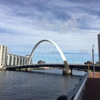 Clyde Arc Bridge
