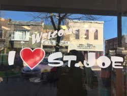 I Love St. Joe