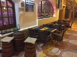 Restaurante Sa Prensa