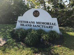 Veterans Memorial Island Sanctuary