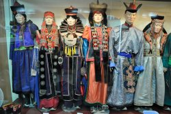 Mongol Costumes Museum