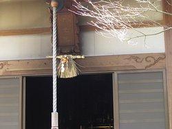 神峯山寺にある寺院