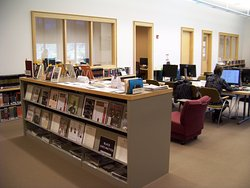Neal-Marshall Black Culture Center Library