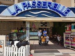 Glacier la Passerelle