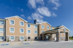 Cobblestone Hotel and Suites Greenville