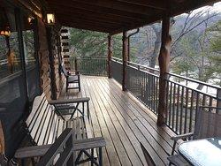 Loved cabin 3