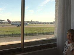 Plane spotters paradise