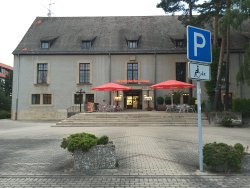Rasthof & Motel  Hermsdorfer Kreuz