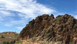 Corroboree Rock Conservation Area