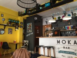 Moka Bar - Coffee & After Dinner