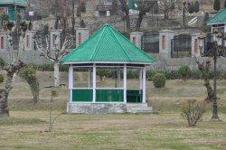 park @ Mansabal lake