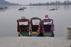 Mansabal lake