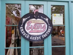 Evans Creole Candy Factory