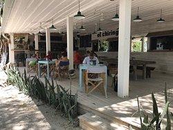 Great beach restaurant