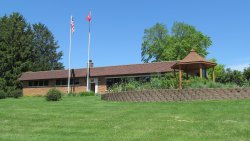 Coralville Lake visitor center