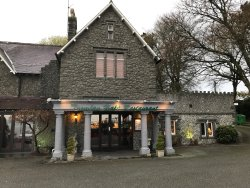 Tremfan Hall Restaurant