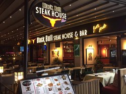 Black Bull Steakhouse Marmaris