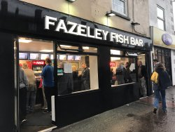 Fazeley Fish Bar