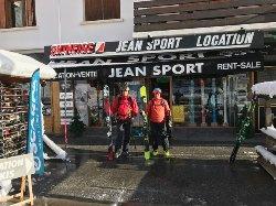 Jean Sport