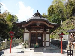 Senhime Temmangu Shrine