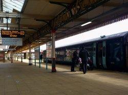 Rhyl Railway Station