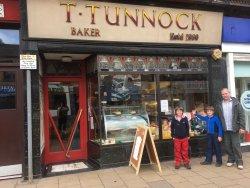 Tunnocks Tea Room