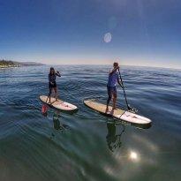 Paddle Surf Malibu