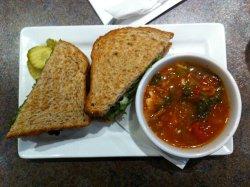 Hardy Tomato Soup & S