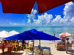 Coroa Vermelha Beach